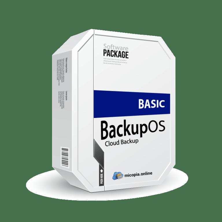 BackupOS Basic