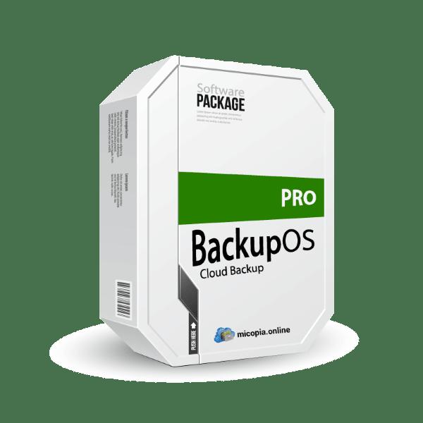 BackupOS Pro Copia de seguridad en la nube | Backup Online