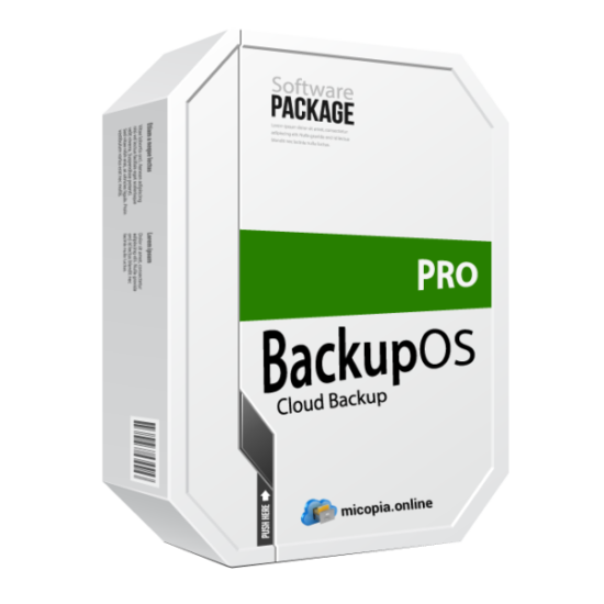 BackupOS Pro Copia de seguridad en la nube | Backup Online