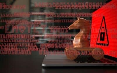 Nueva ciberamenaza: troyano Emotet en archivos adjuntos 4.8 (4)