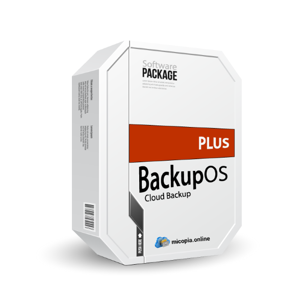 BackupOS Plus Copia de seguridad en la nube | Backup Online